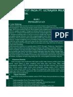 Analisis Swot Pada Ptultra Jaya