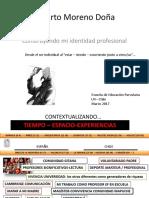 Autobiografía Alberto Moreno