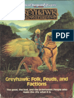 Into the City of Greyhawk