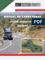 Dg de Carreteras (Dg-2013)