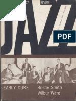 Jazz Review Magazine