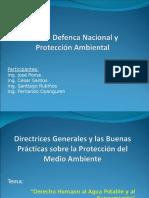 Exposición Defensa Nacional