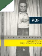 ANestetica del Ready-Made.pdf