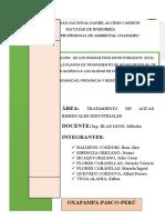 Ptar-Industria Alimentaria Lista