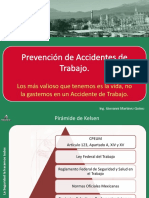 Prevencion de Accidentes STPS - G.M.Q.
