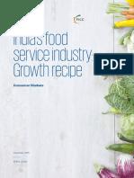 Indias Food Service