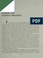POLSCI 101 - Fascism and National Socialism