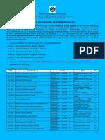 050 Convocacao Para Posse Concurso Publico SEDUC Professor Classe C e Tecnicos Educacionais 1