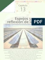 ESPEJOS Y REFLEXIÓN DE LA LUZ