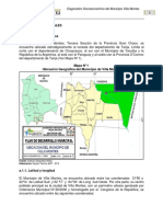 PDM Ajuste Villa Montes 2011 - 2015