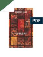Cuerdas - Bárbara Colio