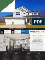 20268 Hampton Circle - Brochure