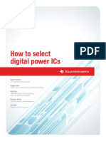 How to Select Digital Power ICs