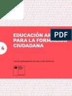 Educación Artística Para Formación Ciudadana