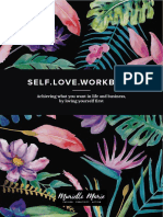 Murielle Marie . Self Love Workbook