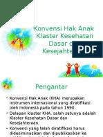 K2.Modul KHA Klaster VI Kesehatan Dasar Dan Kesejahteraan