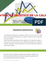 Control Estadistico de La Calidad Expo.