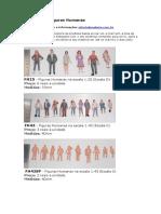 Catálogo de Figuras Humanas
