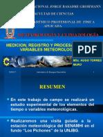 Clase 1medicion y Registro de Variables Meteorologicas