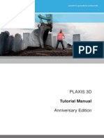 3D 1 Tutorial MODEL FOR PLAXIS