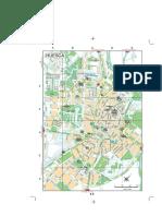 Mapa Vectorial - Huesca