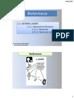 Clase 2 Biofarmacia Enero 2017 Teorias Disolucion UG