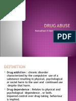 ppt penyalahgunaan obat