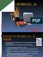 44164493 Respuesta Metabolica a Trauma