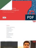 Brochure-UpGrad Digital Marketing Certification Program