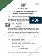 69_PUU-XIII_2015 Putusan MK Tentang Perjanjian Kawin