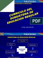 Curriculum 2012 Graficos
