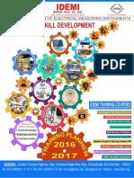 Training Planner - 2016-17