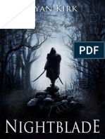 Ryan Kirk - [Nightblade 01] - Nightblade (Epub)