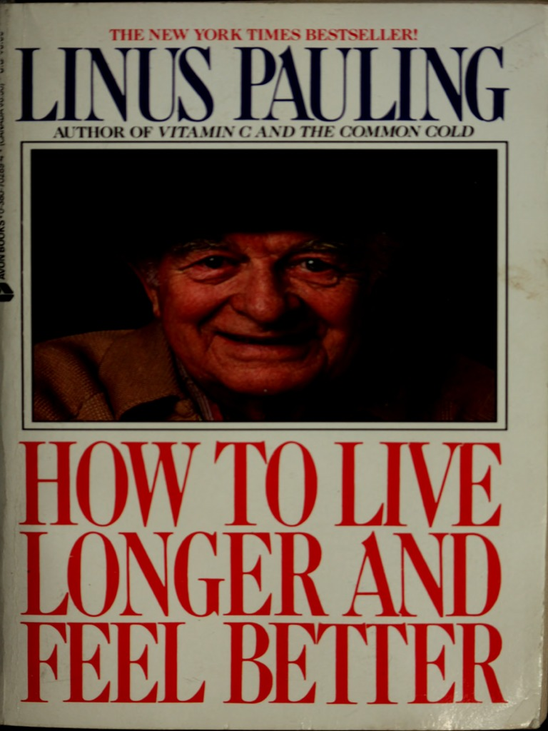 Ebook how to live longer and feel better linus pauling ebook pdf ebook how to live longer and feel better linus pauling ebook pdf book vitamin c vitamin fandeluxe Images