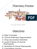 1-Introduction to Clinical Pharmacy