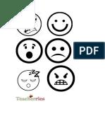Adjective Smileys