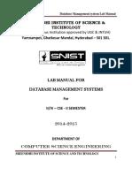 Dbms Lab Manual-2015 (1)