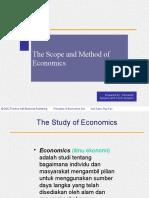pengantar ekonomi bab 1