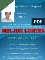 cortes_Accomplishment_Report_of_TCU_CETCS_2016.ppt