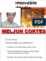 MELJUN CORTES Computer_Organization_Lecture_Chapter_11_Removable_Media
