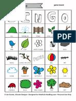 Outside Bingo by Jen Goode