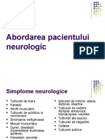 2. Examen Neurologic
