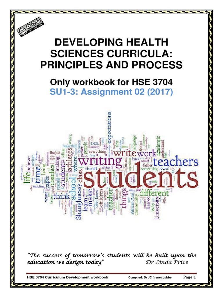 Workbooks success principles workbook : 2017 workbook 2bassignment 2b02 2bsu1-2-20-2017 | Curriculum ...