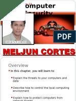 MELJUN CORTES Computer_Organization_Lecture_Chapter_23_Computer_Security