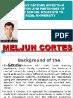 MELJUN CORTES MBA_THESIS_PRESENTATION_JRU_part_1_