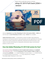 Download Photoshop CC 2015 Full Crack (32bit + 64bit) - newest version » Sick Download