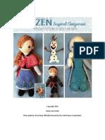 Frozen Booklet 1
