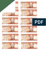 billetes 20000