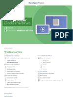 Checklist Webinar Ao Vivo