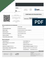 Cedula de Identificacion Fiscal de Distribuidora Xochiate Sa de Cv